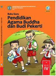 Buku Buku Guru - Agama Buddha dan BP SD Kelas IV