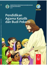 Buku Buku Siswa - Pendidikan Katolik dan BP SD Kelas IV