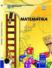 Buku Matematika; Buku Siswa SMP/MTs Semester 2 Kelas 8