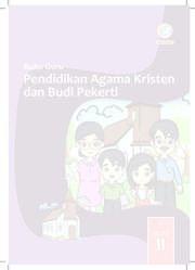 Buku Pendidikan Agama Kristen dan Budi Pekerti Kelas 2 - Buku Guru