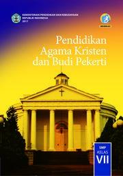 Buku Buku Siswa- Pendidikan Agama Kristen dan BP SMP Kelas VII