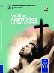 Kristen - Buku Siswa Kelas 8 SMP