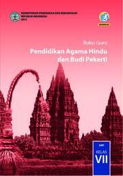 Buku Buku Guru - Pendidikan Agama Hindu dan BP SMP Kelas VII