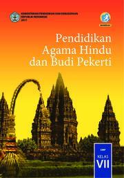 Buku Buku Siswa- Pendidikan Agama Hindu dan BP SMP Kelas VII