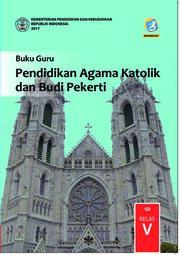 Buku Guru - Agama Katolik dan BP SD Kelas IV