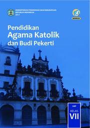 Buku Buku Siswa- Pendidikan Agama Katolik dan BP SMP Kelas VII