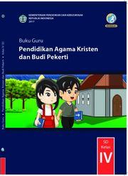 Buku Guru - Agama Kristen dan BP SD Kelas IV