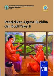 Buku Pendidikan Agama Buddha dan Budi Pekerti SMP Kelas VIII