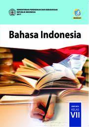 Buku Bahasa Indonesia; Buku Siswa  SMP/MTs Kelas VII