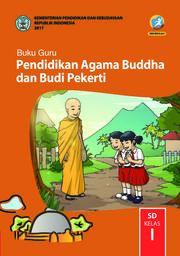 Buku Guru - Pendidikan Agama Buddha dan BP SD Kelas I