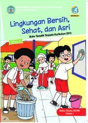 Buku Tematik Terpadu Kurikulum 2013 Untuk SD/MI Kelas I Tema 6 Sem II