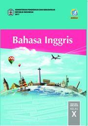 Buku Siswa Bahasa Inggris SMA-MA-SMK-MAK  Kelas X