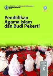Buku Siswa - Pendidikan Agama Islam dan BP SMA-MA Kelas X