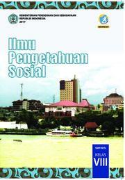 Ilmu Pengetahuan Sosial (IPS) Buku Siswa  SMP/MT s Kelas VIII