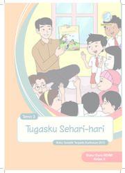 Tema 3 Tugasku Sehari Hari - Buku Guru Kelas 2
