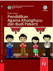 Buku Guru - Pendidikan Khonghucu dan BP SD Kelas IV