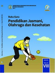 PJOK; Buku Guru SMP/MTs Kelas VIII