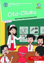 Cita-citaku - Tema 6 Buku Siswa Kelas 4 SD