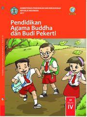 Buku Buku Siswa - Pendidikan Budha dan BP SD Kelas IV