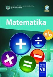 Buku Matematika; Buku Siswa SMP/Mts Kelas VII Sem I