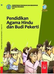 Buku Buku Siswa - Pendidikan Hindu dan BP SD Kelas IV