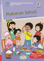 Buku Kelas 5 Tema 3 Makanan Sehat - Buku Siswa