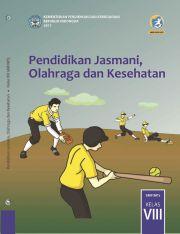 Buku PJOK; Buku Siswa SMP/MTs Kelas VIII