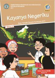 Buku Buku Siswa SD/MI Kelas IV Tema 9