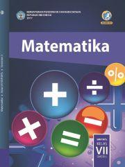 Buku Matematika; Buku Siswa SMP/Mts Kelas VII Sem 2