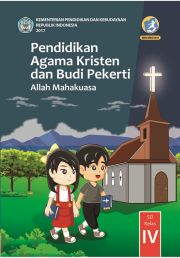 Buku Pendidikan Agama Kristen dan Budi Pekerti - Buku Siswa