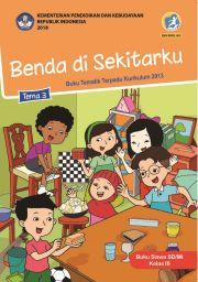 Buku TEMA 3 : BENDA DISEKITARKU