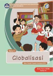 Buku TEMA 4 : GLOBALISASI