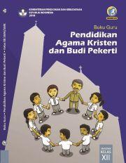 Buku Buku Guru - Pendidikan Agama Kristen dan Budi Pekerti