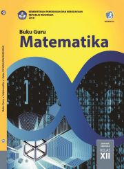 Buku Buku Guru - Matematika Kelas XII