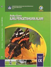 Buku Buku Guru - Ilmu Pengetahuan Alam Kelas IX