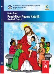 Buku Buku Guru - Pendidikan Agama Katolik Kelas 6