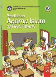 Buku Buku Siswa - Pendidikan Agama Islam dan Budi Pekerti Kelas VI