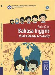 Buku Buku Guru - Bahasa Inggris Kelas IX