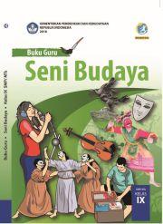 Buku Buku Guru - Seni Budaya Kelas IX